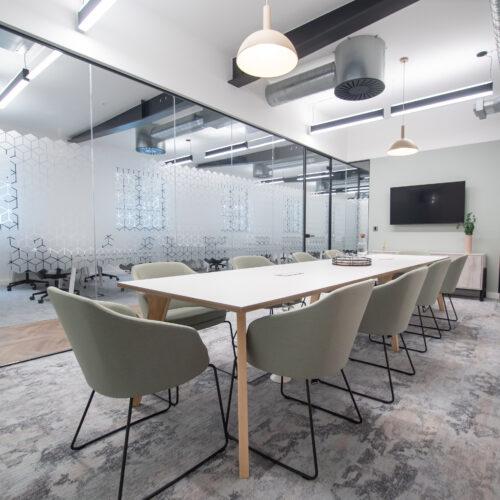 office refurbishment projects